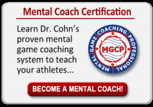 Certification for Sports Psychology
