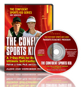 The Confident Sports Kid CD