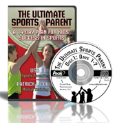 The Ultimate Sports Parent CD