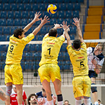 Focusing on The Controllables in Volleyball