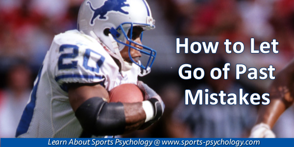 Letting Go of Past Mistakes