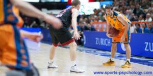 Minimizing Pressure in Sports