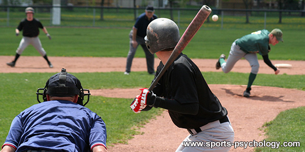 Overcoming High Expectations in Sports