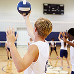 Staying Motivated During Volleyball Practice