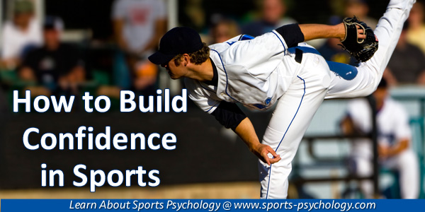 Building Confidence in Sports