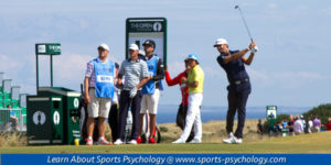 Consistency in Golf